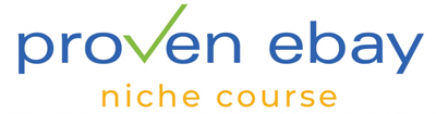 Proven eBay Niche Course Logo